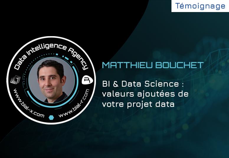 Business Intelligence et Data Science : valeurs ajoutées de votre projet data