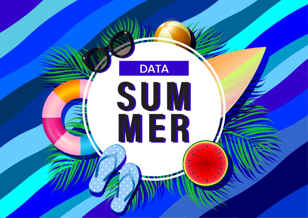 Image illustrative de l'article Data Summer, les dernières news IA et Data science de l'été