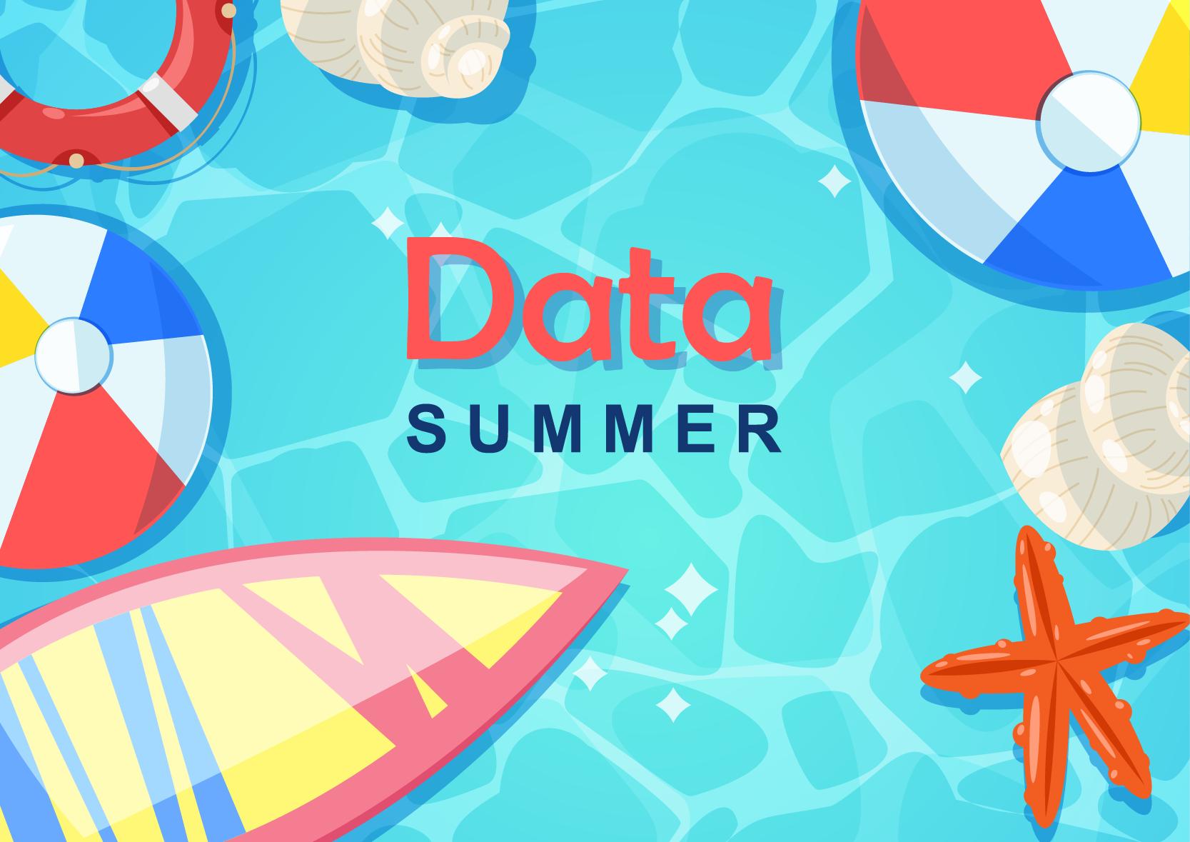 Image illustrative de l'article Data Summer, édition 3