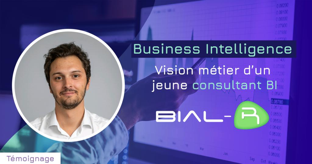 Business Intelligence : vision métier d'une jeune consultant BI